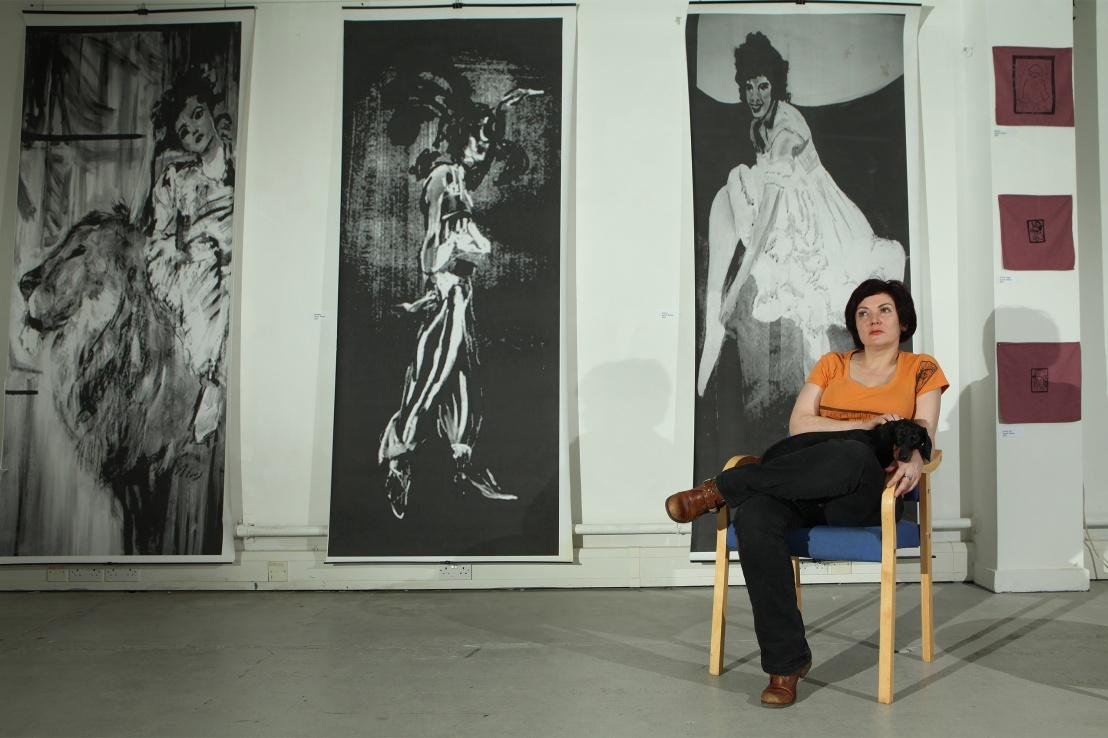 Sarah Wilson at Arts Complex